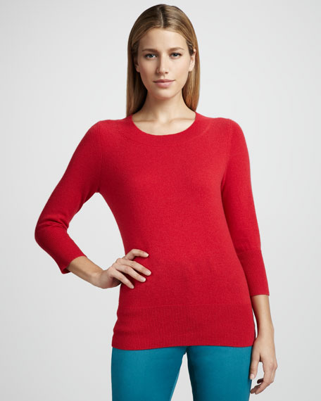 Basic Cashmere Sweater