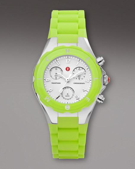 Jelly Bean Watch, Green