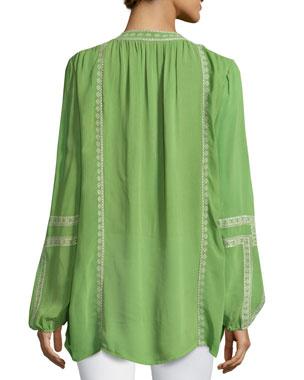 63669d357d98ae Designer Tunics at Neiman Marcus
