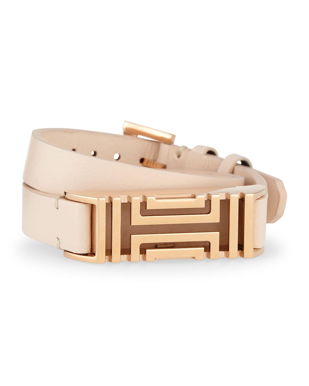 281c35facec Tory Burch Fitbit-Case Double Wrap Bracelet