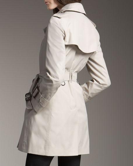Marystow Coat, Trench