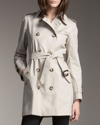 Burberry Brit Marystow Coat, Trench