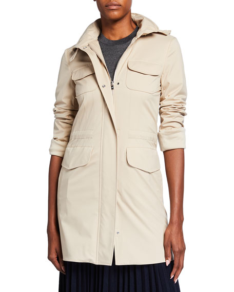Loro Piana Giubbotto Freetime Windmate Storm Jacket