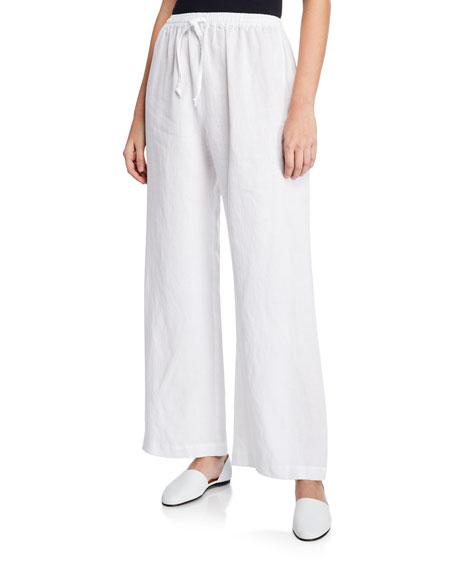 Eskandar Italian Lightweight Linen Trousers