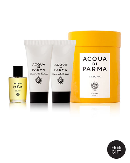 Yours with Any $250 Acqua di Parma men's fragrance purchase—Online only*