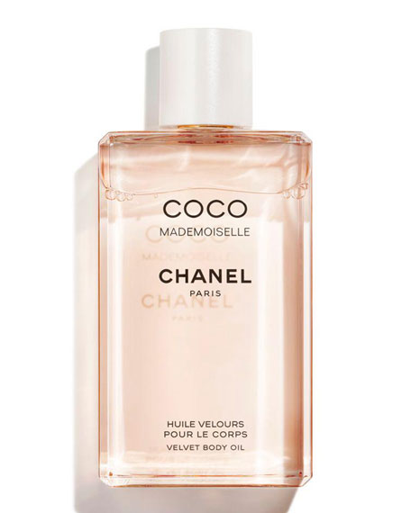 CHANEL <b>COCO MADEMOISELLE</b><br> Velvet Body Oil Spray