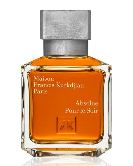Maison Francis Kurkdjian Absolue Pour le Soir, 2.4 oz.