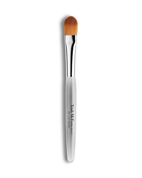 Trish McEvoy Brush #66 Cream Blender Brush