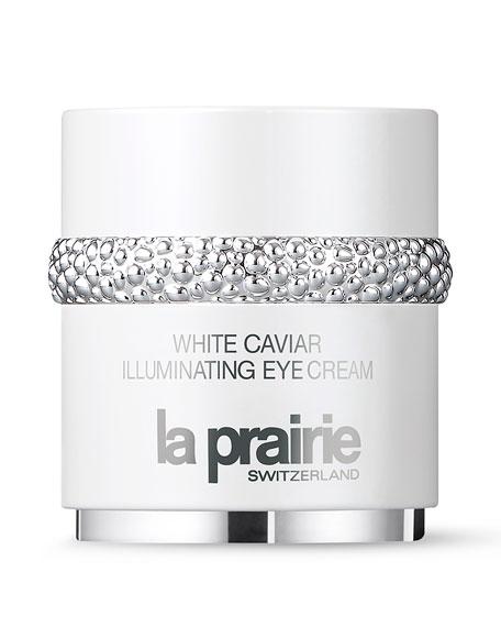La Prairie WHITE CAVIAR ILLUMINATING EYE CREAM, 0.68 OZ.