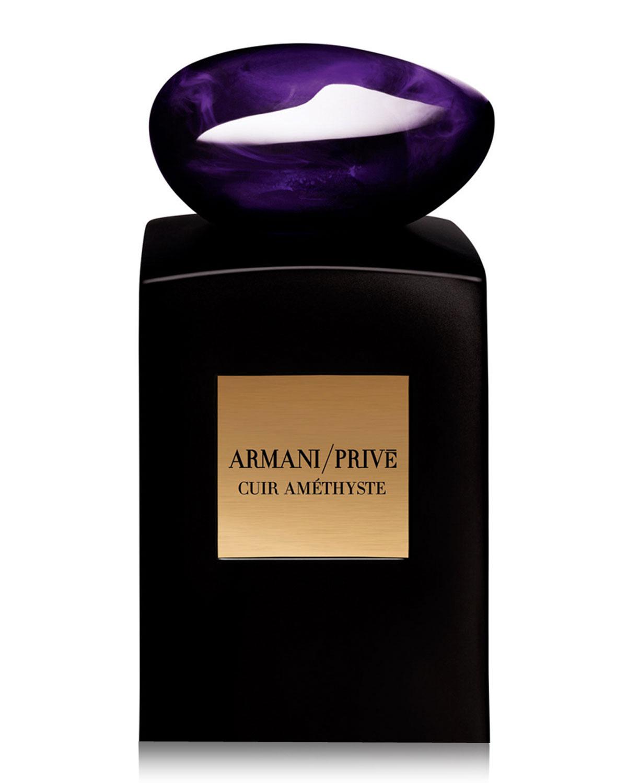 Giorgio Armani Prive Cuir Amethyste Eau De Parfum 34 Oz 100 Ml