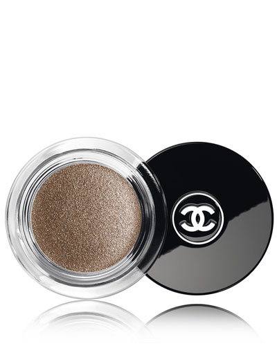 CHANEL <b>ILLUSION D'OMBRE</b><br>Long Wear Luminous Eyeshadow - Limited Edition
