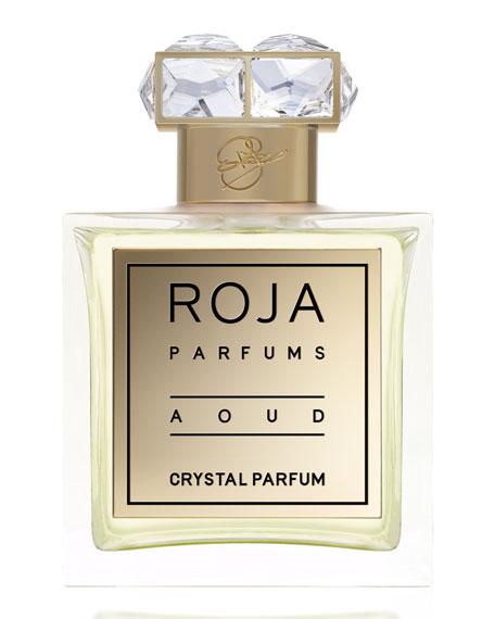 Roja Parfums AOUD CRYSTAL PARFUM, 3.4 OZ./ 100 ML