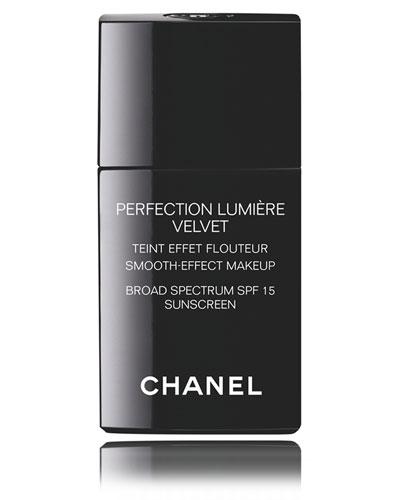 <b>PERFECTION LUMI&#200;RE VELVET SPF 15 </b><br> Smooth-Effect Makeup Broad Spectrum SPF 15 Sunscreen