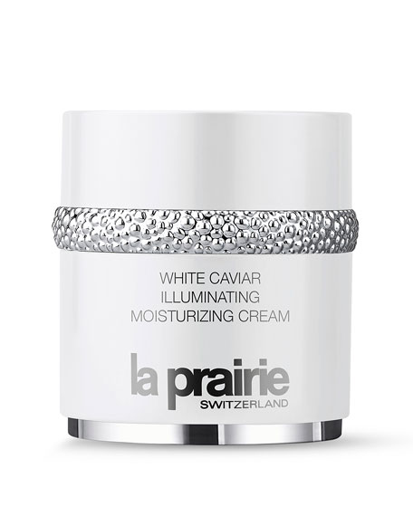 La Prairie White Caviar Illuminating Moisturizing Cream, 1.7