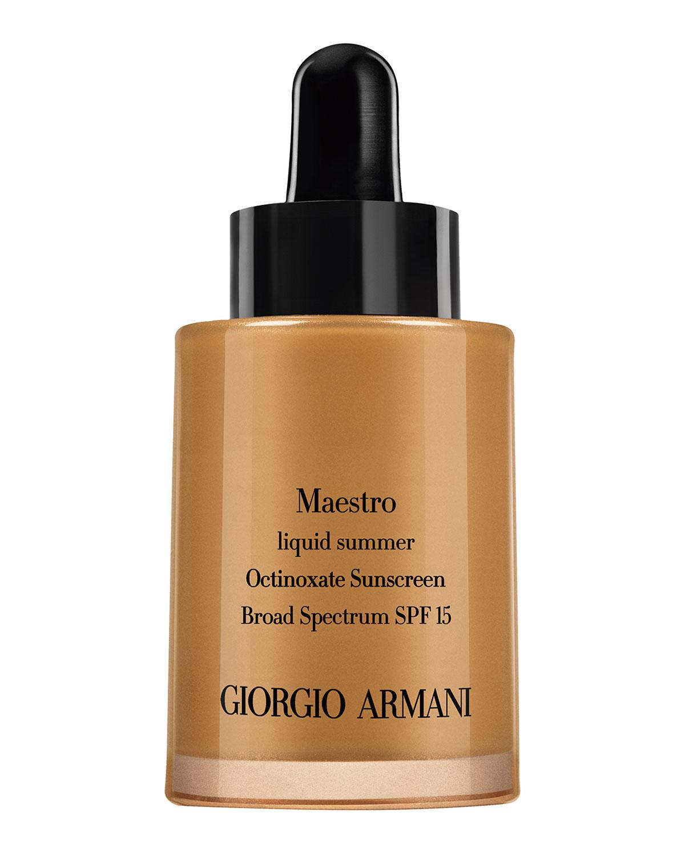 Armani Towels Online: Giorgio Armani Maestro Bronzer, 50 ML