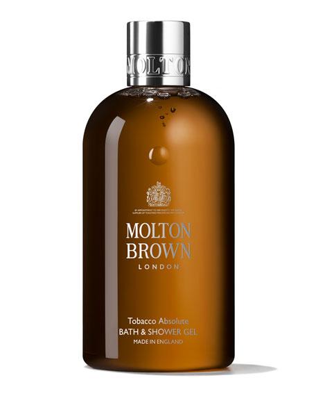 Molton Brown Tobacco Absolute Bath and Shower Gel, 10 oz./ 300 mL
