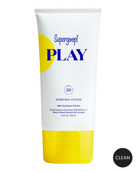 Supergoop! Everyday Sunscreen with Sunflower Extract SPF 50, 7.5 oz.
