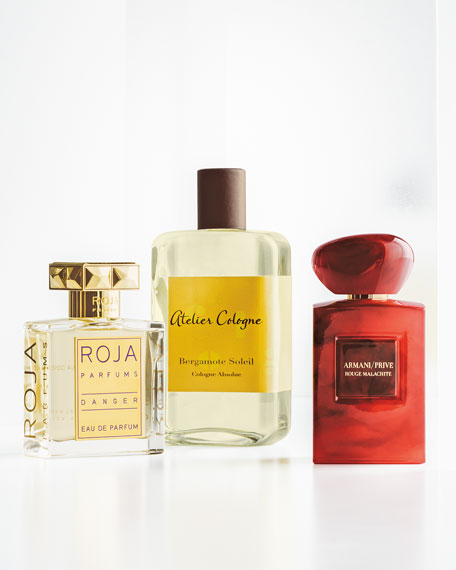 Bergamote Soleil Cologne Absolue, 200 mL with Personalized Travel Spray, 30 mL