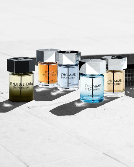 Yves Saint Laurent Beaute L'Homme Ultime Eau de Parfum, 3.4 oz./ 100 mL