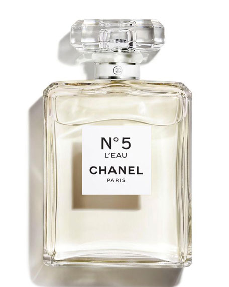 CHANEL <b>N&#176;5 L'EAU</b><br>Eau de Toilette Spray, 3.4 oz.