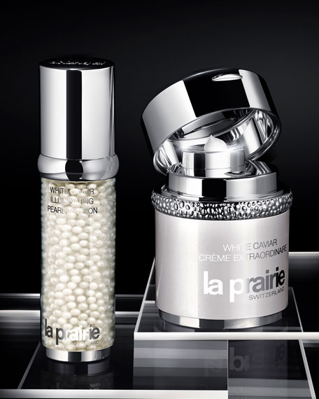 Image 2 of 5: La Prairie 1 oz. White Caviar Illuminating Pearl Infusion