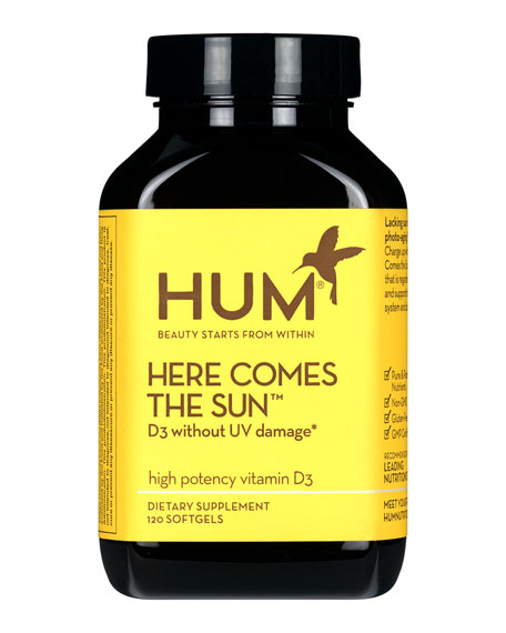 Hum Nutrition Here Comes the Sun™ Supplement