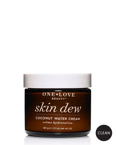 Skin Dew Coconut Water Cream  2.1 oz./ 60 g