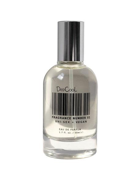 DedCool Fragrance 01 Eau de Parfum, 1.7 oz./