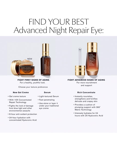 Advanced Night Repair Eye Concentrate Matrix, 0.5 oz.