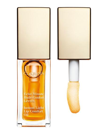 Clarins Instant Light Lip Comfort Oil, 0.1 oz./