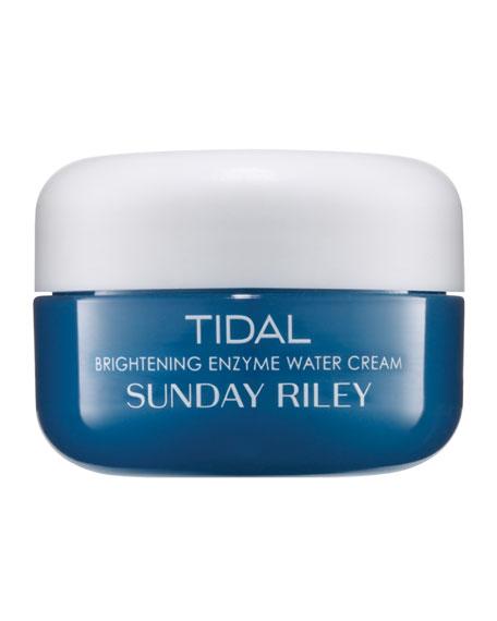 Sunday Riley Modern Skincare Tidal Brightening Enzyme Water Cream, 0.5 oz./ 15 mL