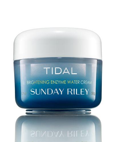 Tidal Brightening Enzyme Water Cream  1.7 oz./ 50 mL