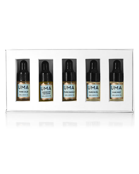 UMA Oils Wellness Oil Kit ($45.00 Value)