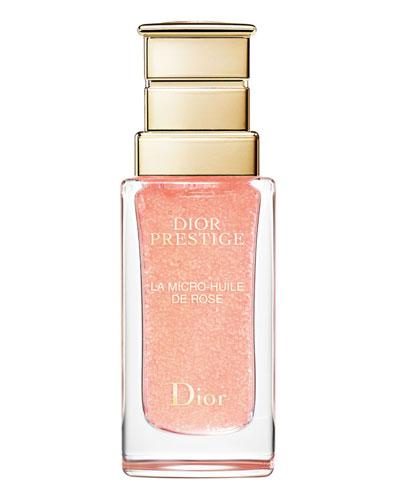 Prestige Micro Huile de Rose, 1.0 oz./ 30 mL