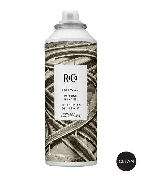 R + Co FREEWAY DEFINING SPRAY GEL, 5.0 OZ./ 198 ML