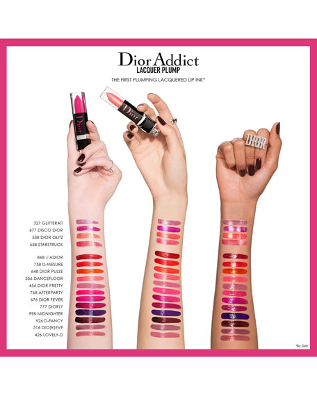 Dior Addict Lacquer Plump Lipstick