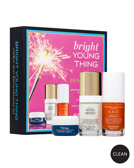 Sunday Riley Modern Skincare Bright Young Thing Set ($117 Value)