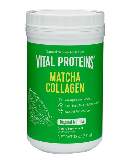 Image 1 of 4: Vital Proteins Collagen Peptides Matcha