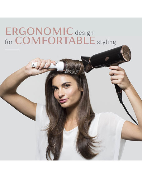 T3 Cura Luxe Professional Ionic Hair Dryer w/ Auto Pause Sensor