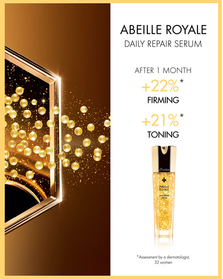 Image 3 of 5: Guerlain 1.7 oz. Abeille Royale Daily Repair Serum