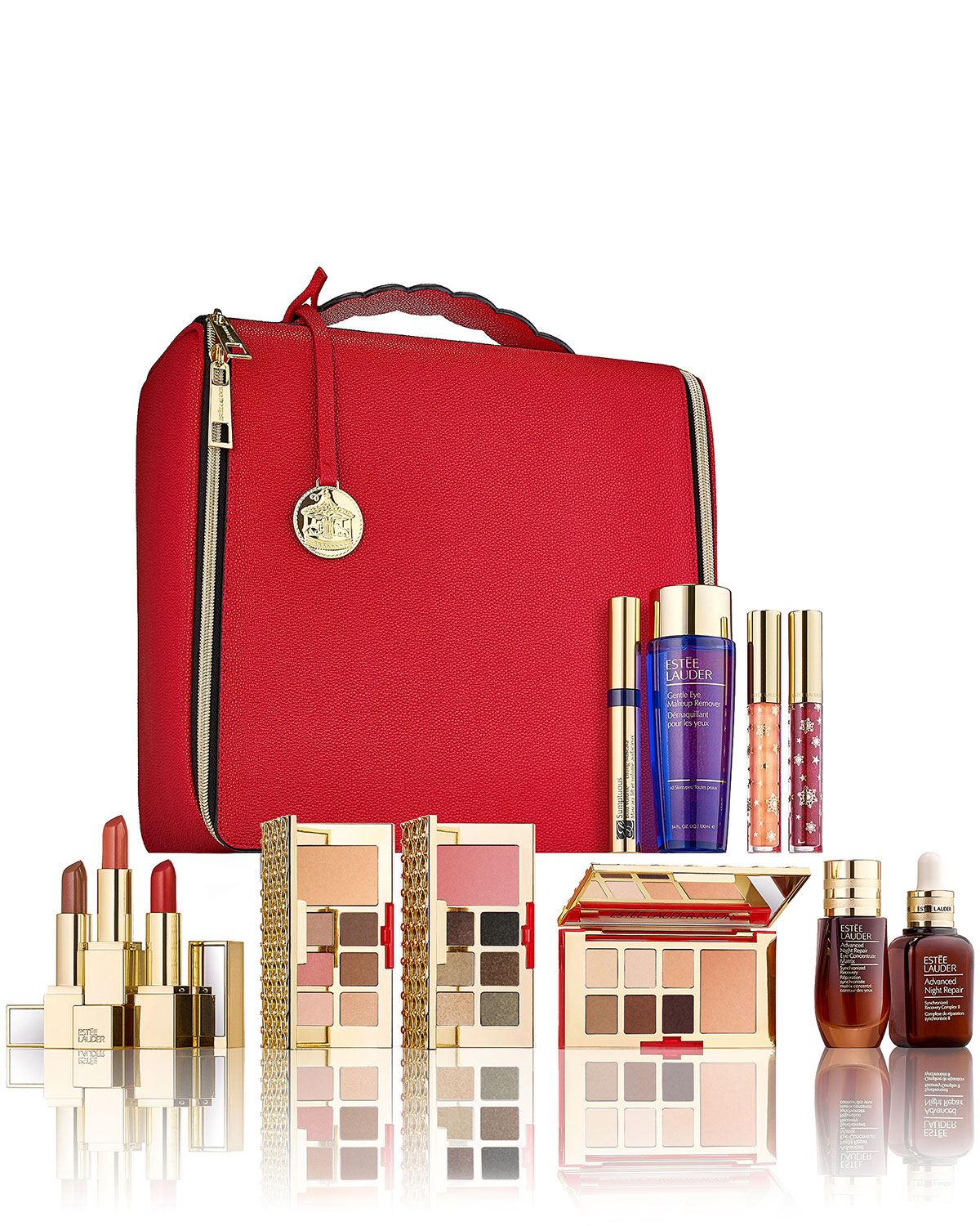 Estee Lauder Blockbuster Set, Only $68 With Any $45 Estee Lauder purchase ($440 Value)
