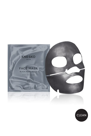 Knesko Skin Black Pearl Face Mask - 4 Treatments