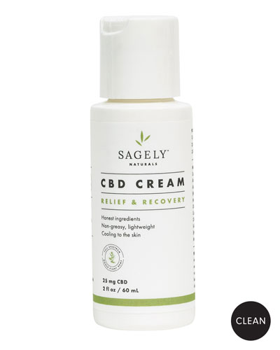 Relief and Recovery Cream  2.0 oz./ 60 mL