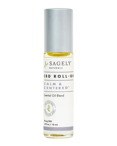 Tranquility Stress Treatment Roll-On  .34 oz./ 10 mL