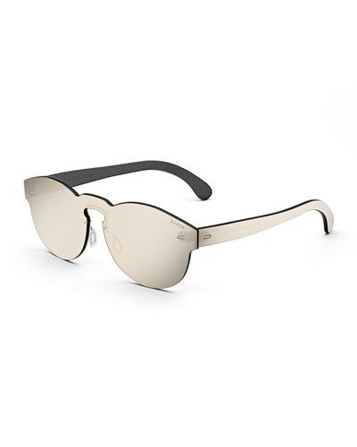 Tuttolente Paloma Unit  Sunglasses  Ivory