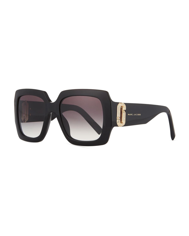 0e16e69dce8 Marc JacobsNeiman Marcus 110th Anniversary Edition Square Sunglasses