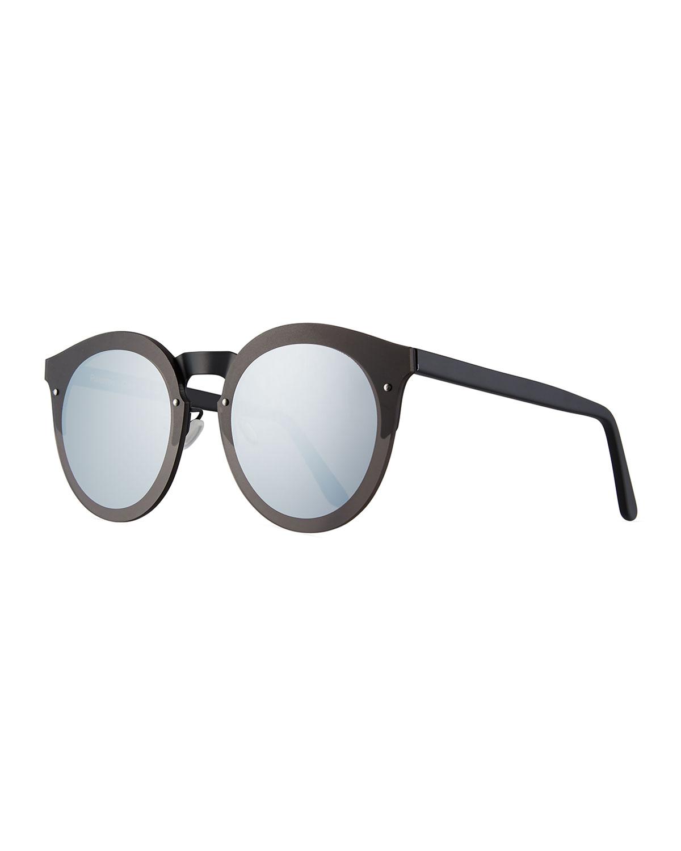 7d35e2aac2 Illesteva Palermo Round Polarized Sunglasses