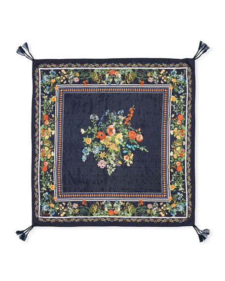 Romantico Silk Scarf