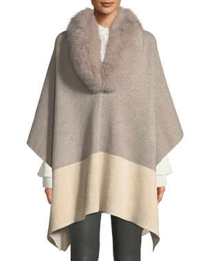 654a4d2ff Women's Capes and Ponchos at Neiman Marcus