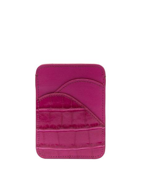 Chloe Walden Leather Card Case Holder